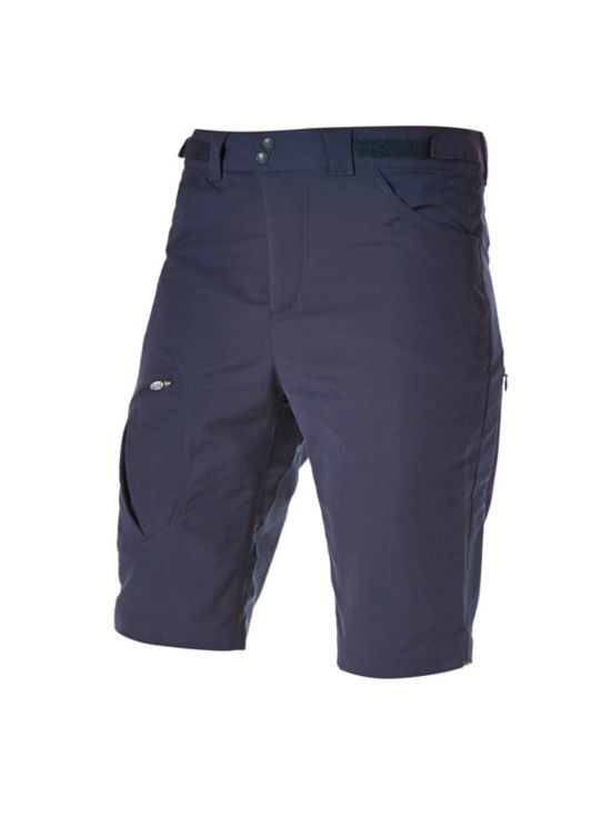 Vapour Baggy Shorts Dame BLUE BLACK/BLUE