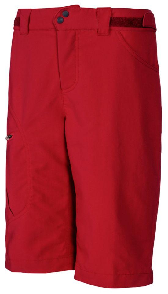 Vapour Baggy Shorts Dame DARK CERISE/DAR