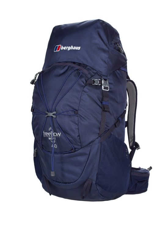 Freeflow II 40 Ryggsekk Dame EVENING BLUE/EV