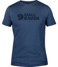 Fjällräven Logo T-skjorte Herre