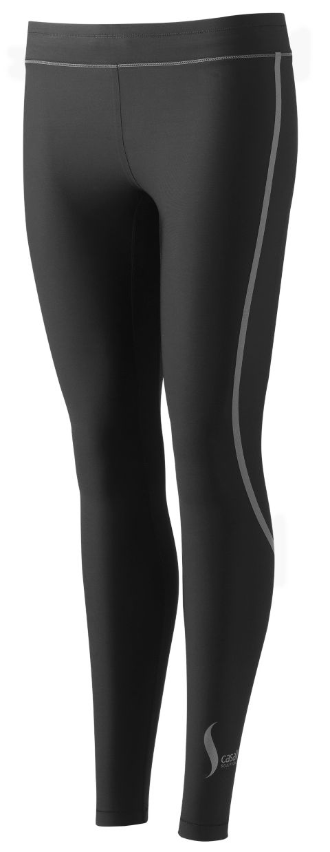 Sculpture Tights Dame PLATINUM