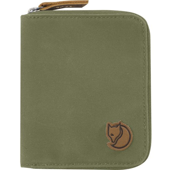 Zip Wallet GREEN