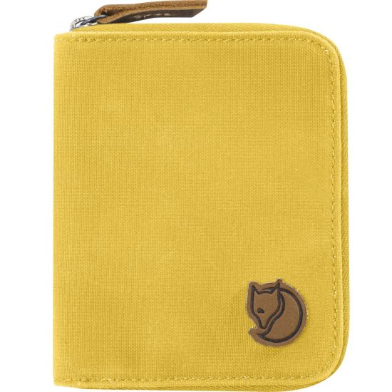 Zip Card Holder OCHRE