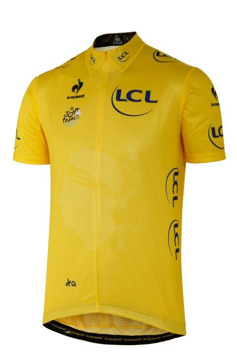 Tour De France Yellow Jersey GUL