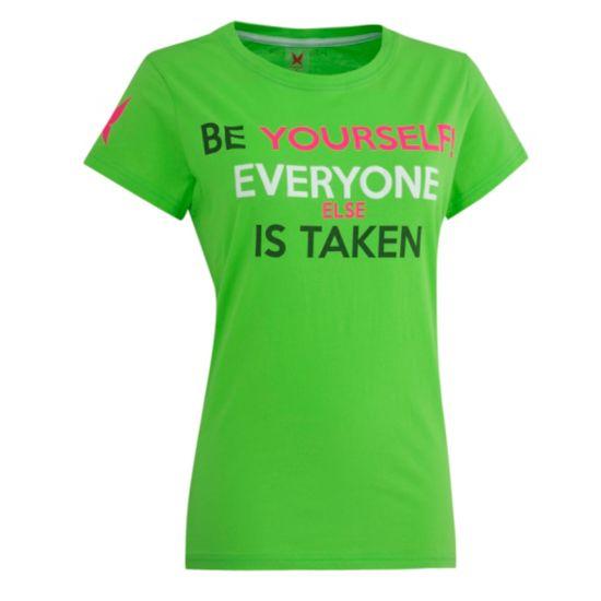 Attitude T-skjorte Dame