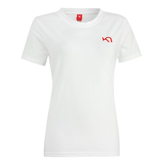 Traa T-skjorte Dame BWHITE