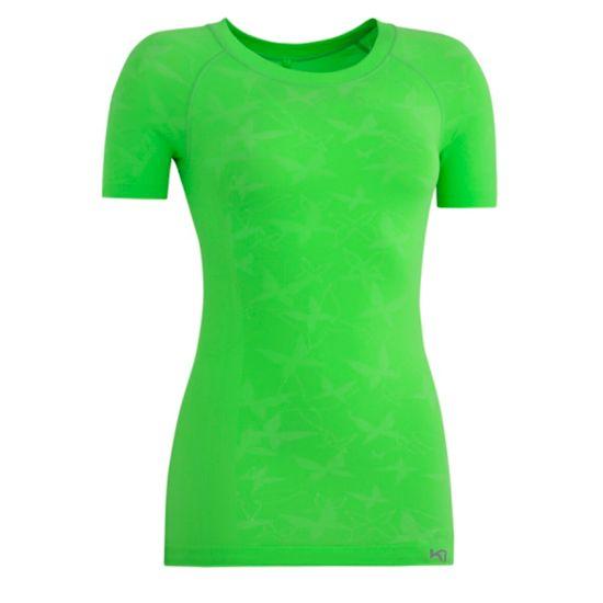 Butterfly T-Skjorte Dame GREEN