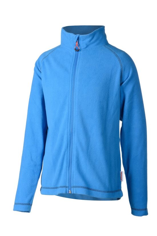 Seter Fleecejakke Junior BRILLIANT BLUE