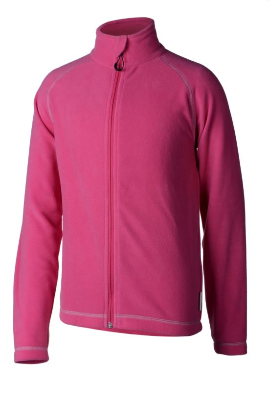 Seter Fleecejakke Junior PINK MAGENTA