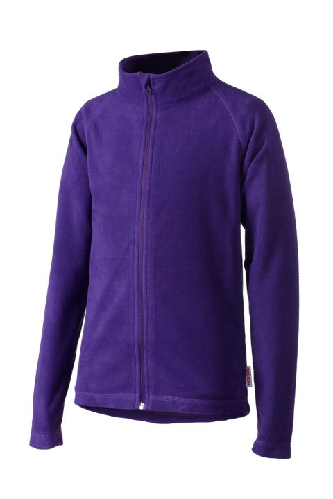 Seter Fleecejakke Junior ACAI PURPLE