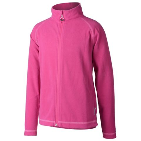 Seter Fleecejakke Junior VERY BERRY PINK