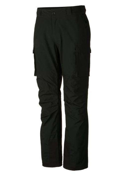 Norheim Losby 3-Lags Bukse JET BLACK