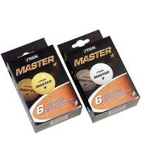 1-X Master Bordtennisball 6 Stk Oransje