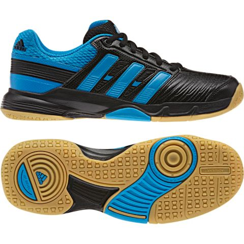 Court Stabil Elite Treningssko Barn  BLACK1/SOLBL