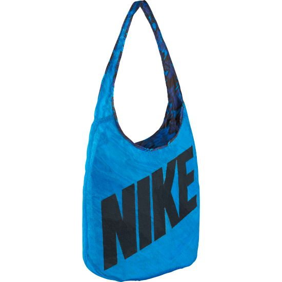 Graphic Reversible Tote Treningsnett LT PHOTO BLUE/D