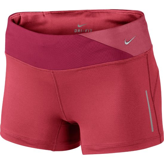 DF Epic Run Shorts Dame 603-LEGION RED/
