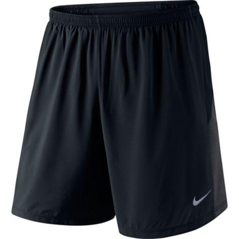 "7"" Pursuit 2-IN-1 Shorts Herre 010-BLACK/BLACK"