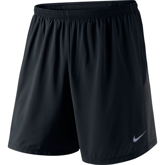 "7"" Pursuit 2-IN-1 Shorts Herre 010-BLACK/BLACK"