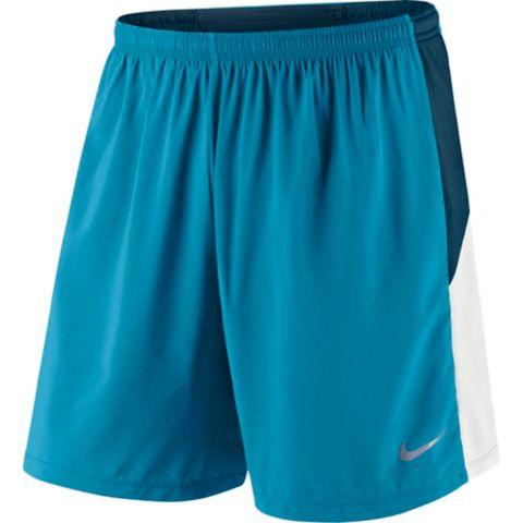 "7"" Pursuit 2-IN-1 Shorts Herre 413-LT BLUE LAC"