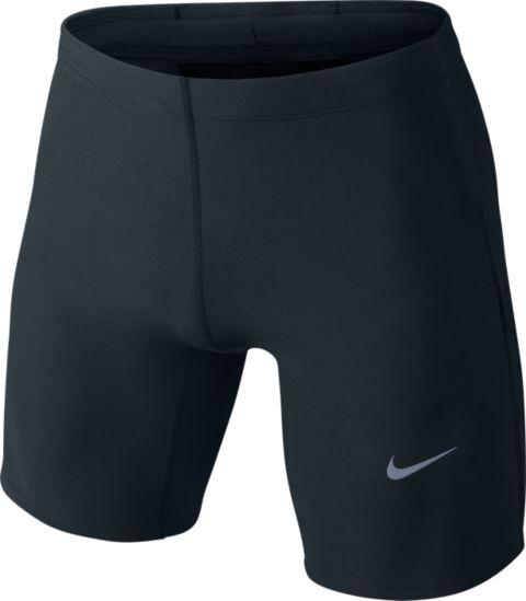 Tech Short Løpeshorts 010-BLACK/BLACK