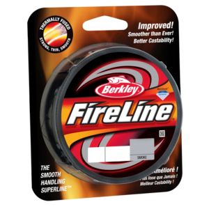 Fireline Smoke Multifilament Line 0,12 mm 270 Meter