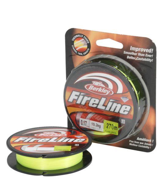 Fireline 0,12Mm 270M Green