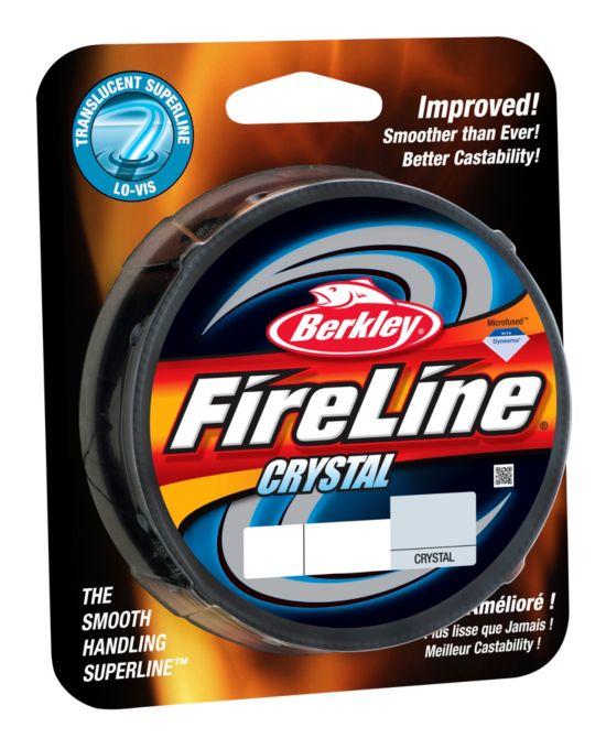 Fireline 0,12Mm 110M Crystal