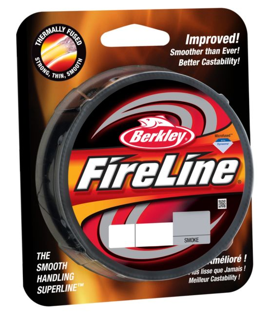 Fireline 0,15Mm 110M Smoke