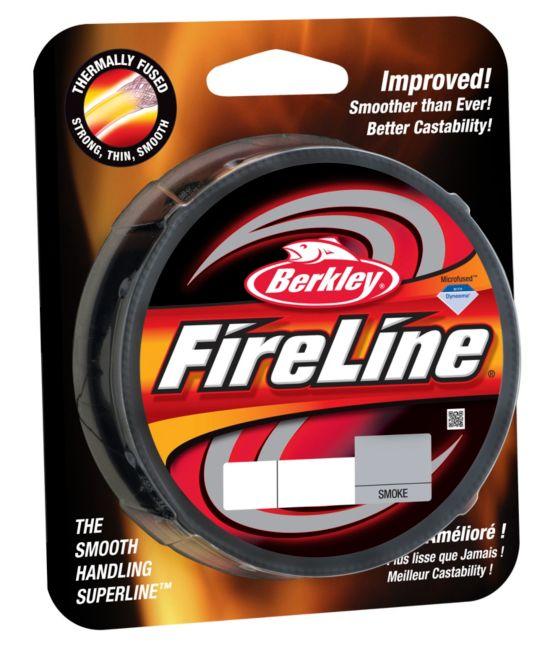 Fireline 0,25Mm 110M Smoke