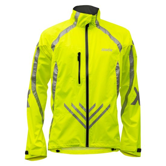Vistech RaceX Elements Jakke Mens VISTECH YELLOW