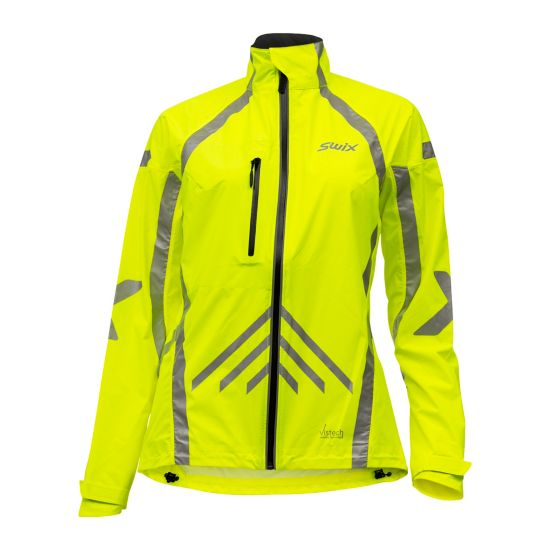 Vistech RaceX Elements Jakke Womens VISTECH YELLOW