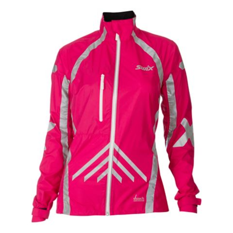 Vistech RaceX Elements Jakke Womens BRIGHT FUCHSIA