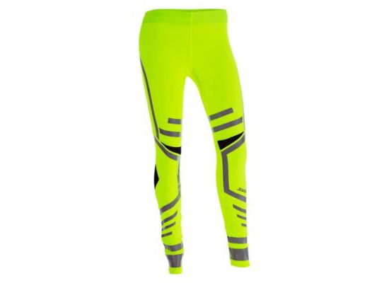 Vistech O2 tights long Womens VISTECH YELLOW