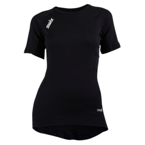 RaceX Superundertøy T-skjorte Dame SORT