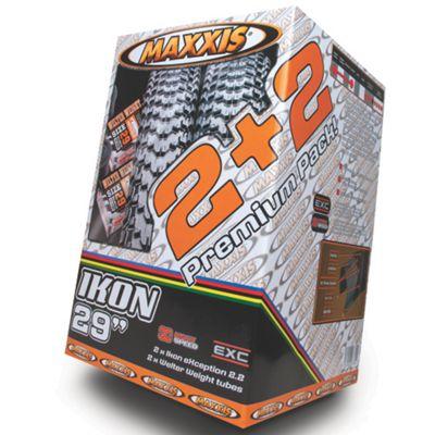 """Ikon eXception 29x2.2"""" dekkpakke"""