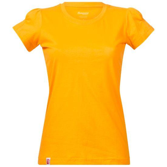 Cecilie T-skjorte Dame NECTARINE