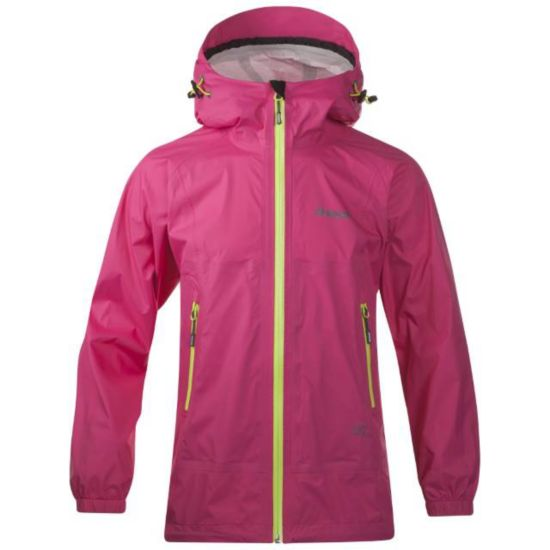 Tinn Girl Regnjakke Junior HOT PINK/CITRUS