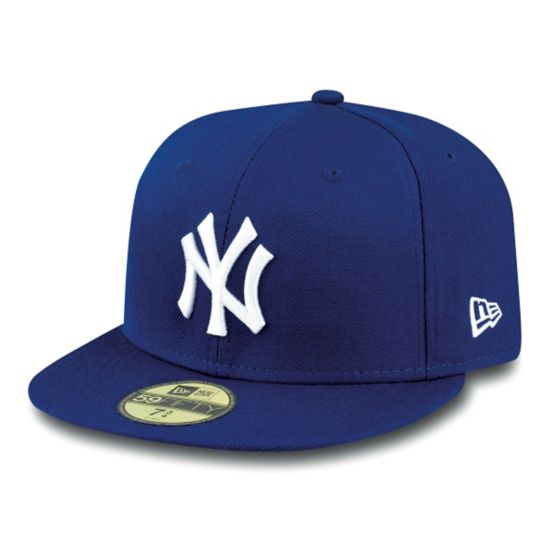 59Fifty New York Yankees Caps LIGHT ROYAL