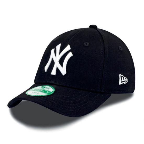 9Forty New York Yankees Caps Barn Junior NAVY/WHITE