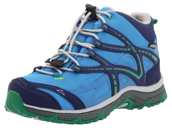 Chromosome Mid Terrengsko Barn  BLUE/GREEN/GREY