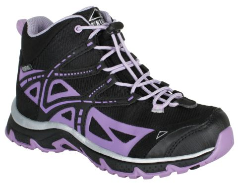Chromosome Mid Terrengsko Barn  BLACK/VIOLET