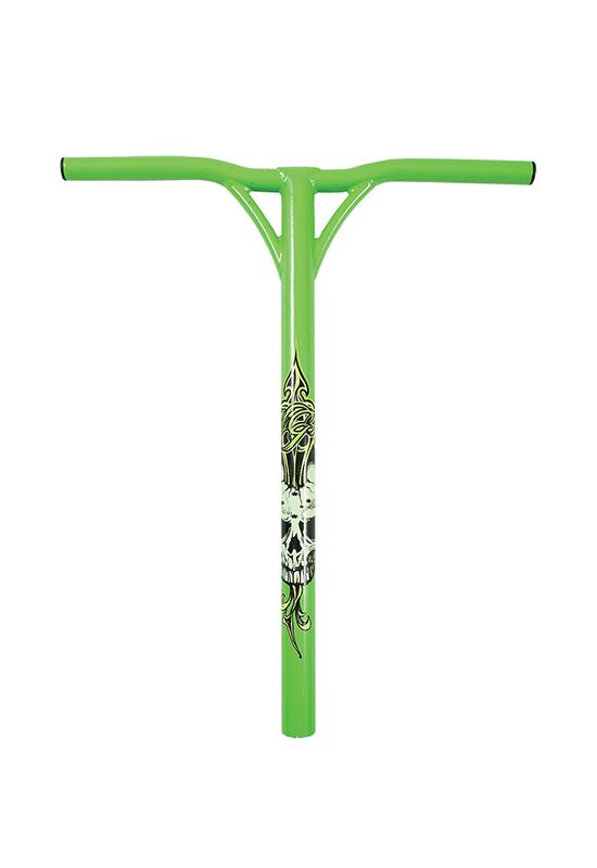 Y-Bar Head Ache  Styre GREEN