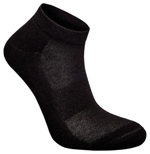 New Paul Sneaker 3-pk Ankelsokker BLACK