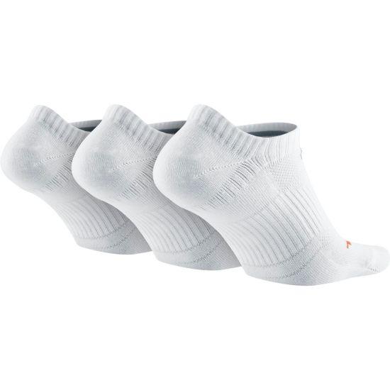 3pk Dri-Fit Ankelsokk 101-WHITE/(FLIN