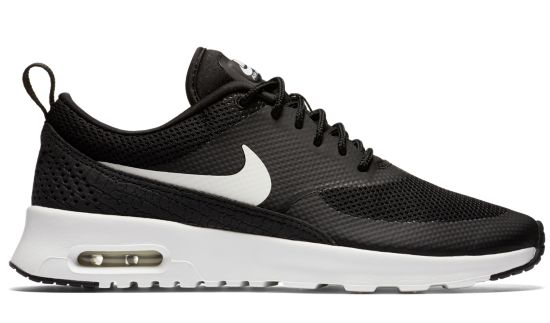 Air Max Thea Fritidssko Dame  020-BLACK/SUMMI
