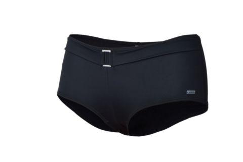 Moon Bikiniunderdel Dame BLACK  /BLACK