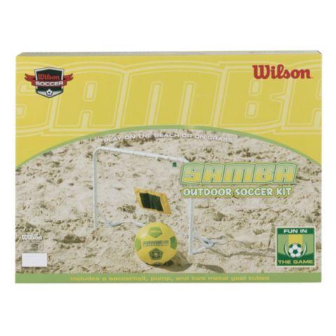 Wilson Samba Soccer Kit