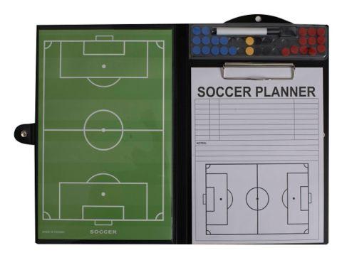 Taktikkmappe fotball