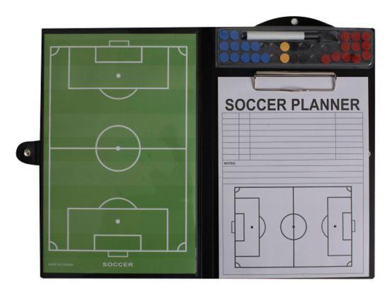 Taktikkmappe Fotball m/tr. plan