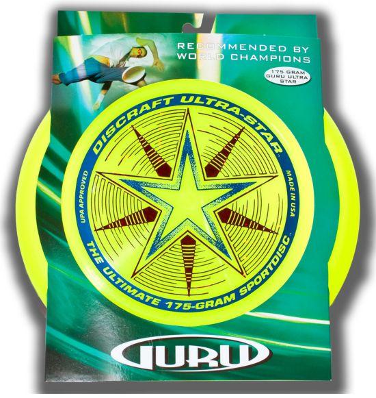 175 gram Frisbee
